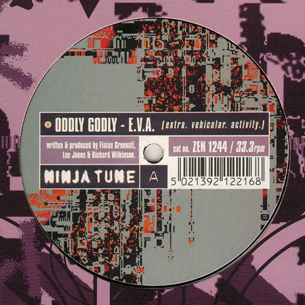 Oddly Godly / Various Artists / Releases / Ninja Tune