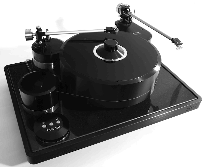 On a Higher Note :: Balance 2-arm Turntable