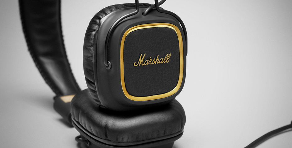 Major 50 FX » Products » Marshall Headphones