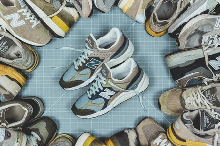 """Packer×New Balance X-90 Recon """"Infinity Edition"""""""