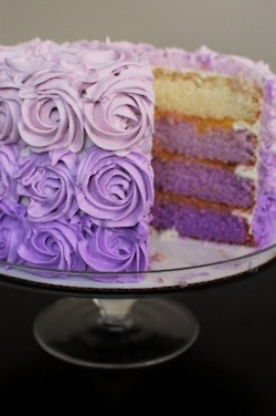 cake in ombre!   Cakes