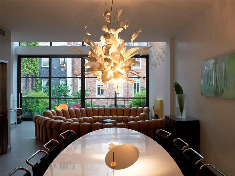 Gramercy Park Townhouse by Fractal Construction | HomeDSGN, a daily source for inspiration and fresh ideas on interior design and home decoration.