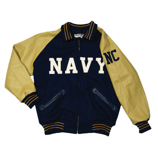 Authentic Jackets - Navy 1943 Jacket