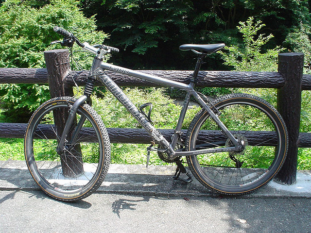 Andy's Cannondale F400!! | Flickr - Photo Sharing!