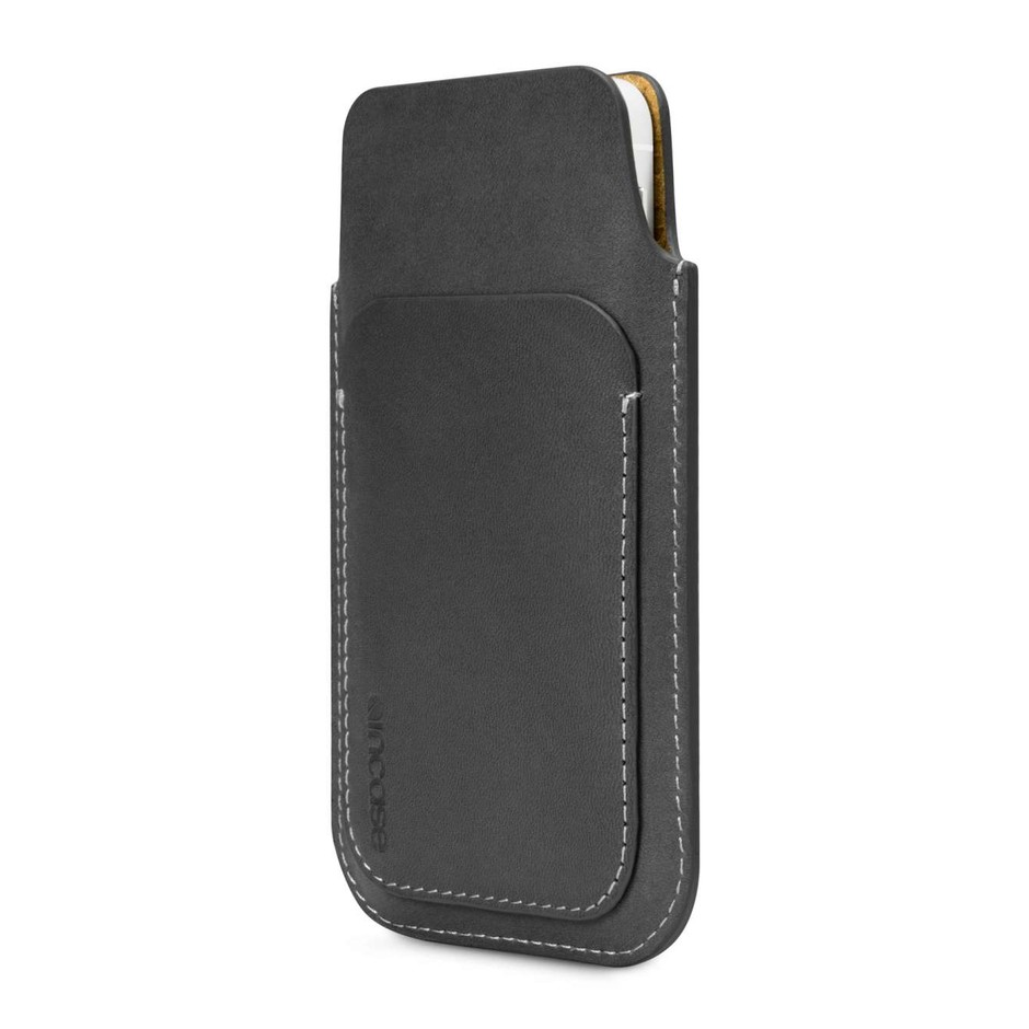 Leather Pouch for iPhone 5 by Incase