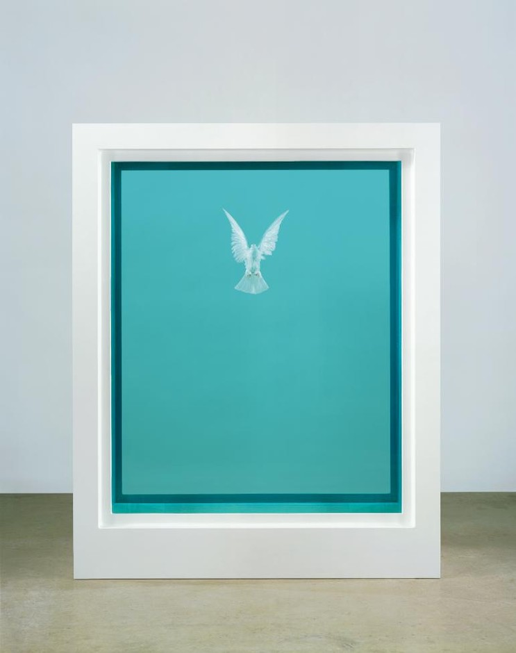 The Incomplete Truth - Damien Hirst