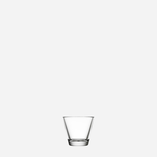 Iittala - Products - Drinking - Everyday drinking - Kartio glass 7 cl clear