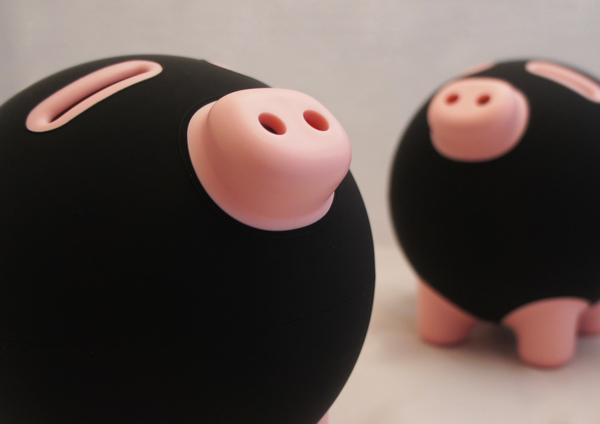 ROBBER PIGGY MONNEYBANK on Behance