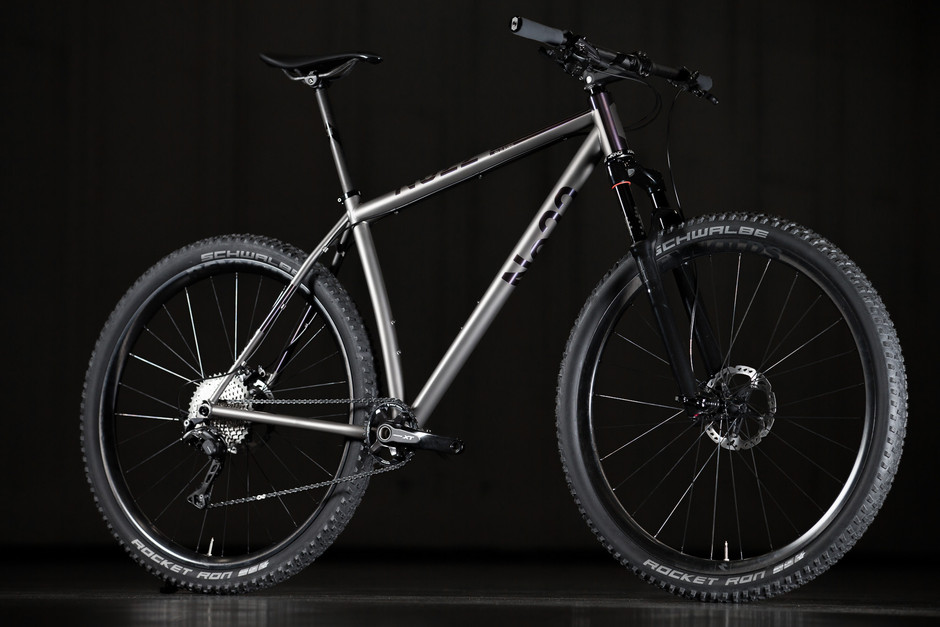 Introducing the Drifter gravel bike and the Old King mountain bike   No. 22 Bicycle Company