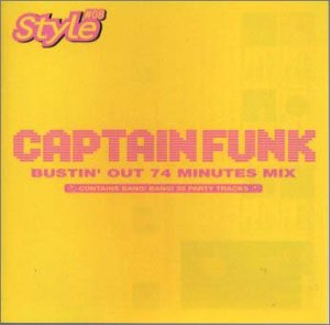 Amazon.co.jp: STYLE stage 8 MIX BY CAPTAIN FUNK: 音楽