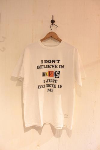 ELVIS - WHITE. SIZE L. - - circus e-boutique