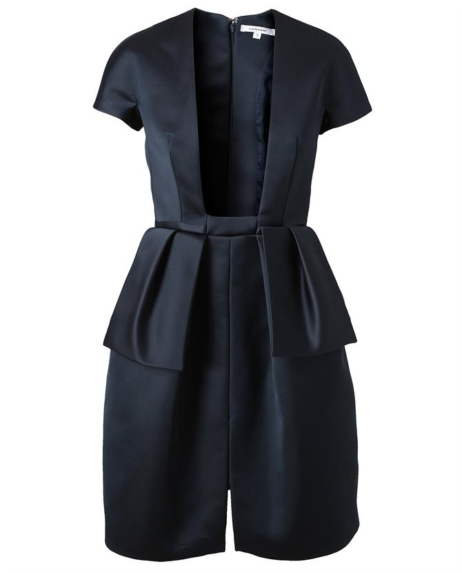 Browns fashion & designer clothes & clothing | CARVEN | Structured Satin Dress