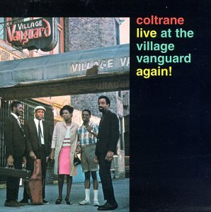 Amazon.co.jp: Live at the Village Vanguard a [12 inch Analog]: John Coltrane: 音楽