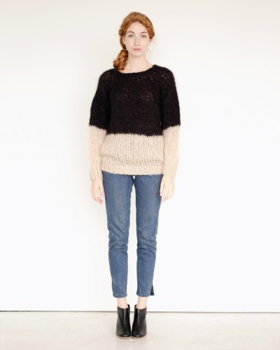founders & followers | Maiami Handknitted sweater sold at Founders & Followers