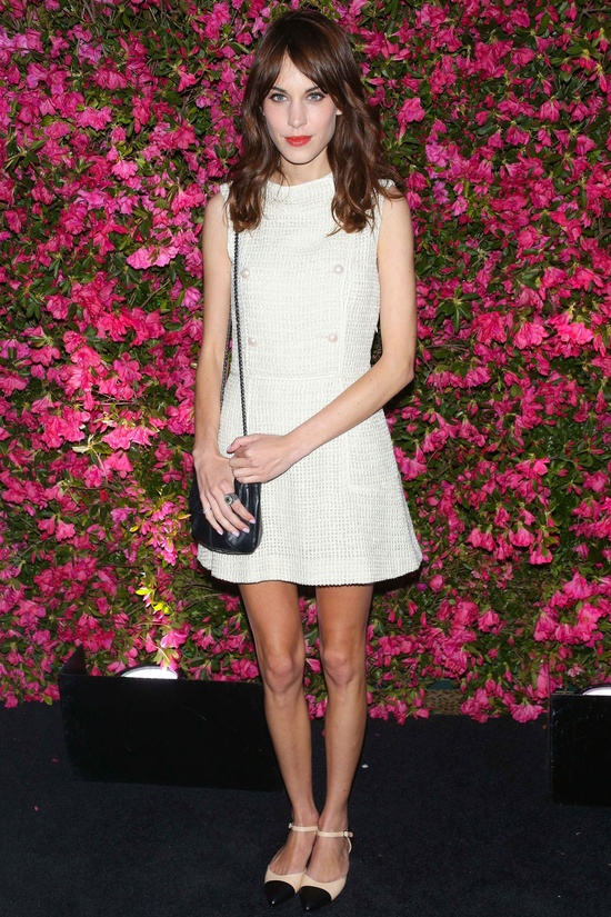 Pinterest / Search results for alexa chung