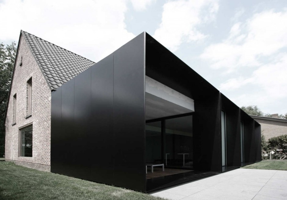 Graux & Baeyens Architects : House DS, Belgium