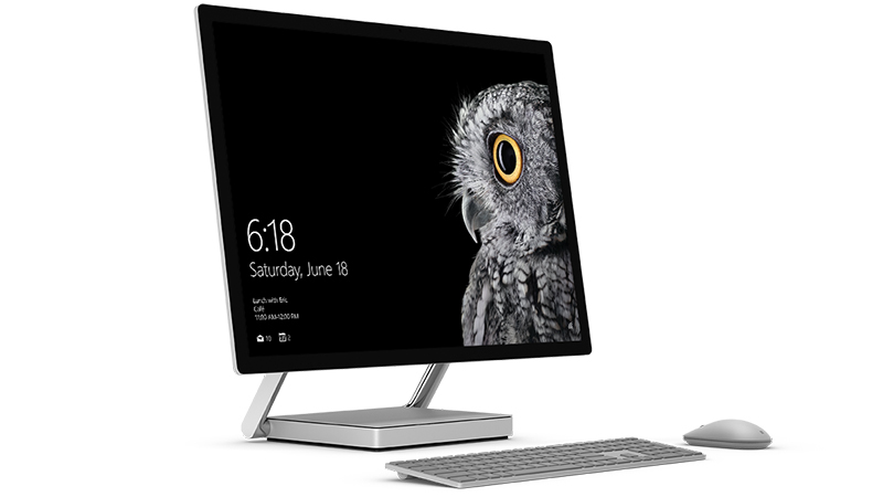 Microsoft Surface Studio | Powerful workstation designed for the creative process