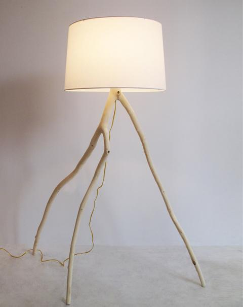 Lamp Natural Wood | Touch Concept Store