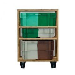 Container Cabinet(Lengthway)