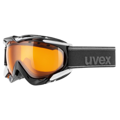 uvex sports - Winter Sports - Ski goggles - uvex apache - black