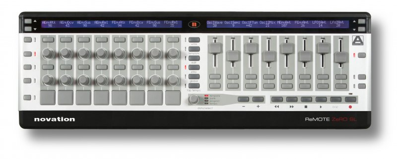 Novation Remote Zero SL Mk1 - $200 (Queen & River) - TRIBE - tribe.ca
