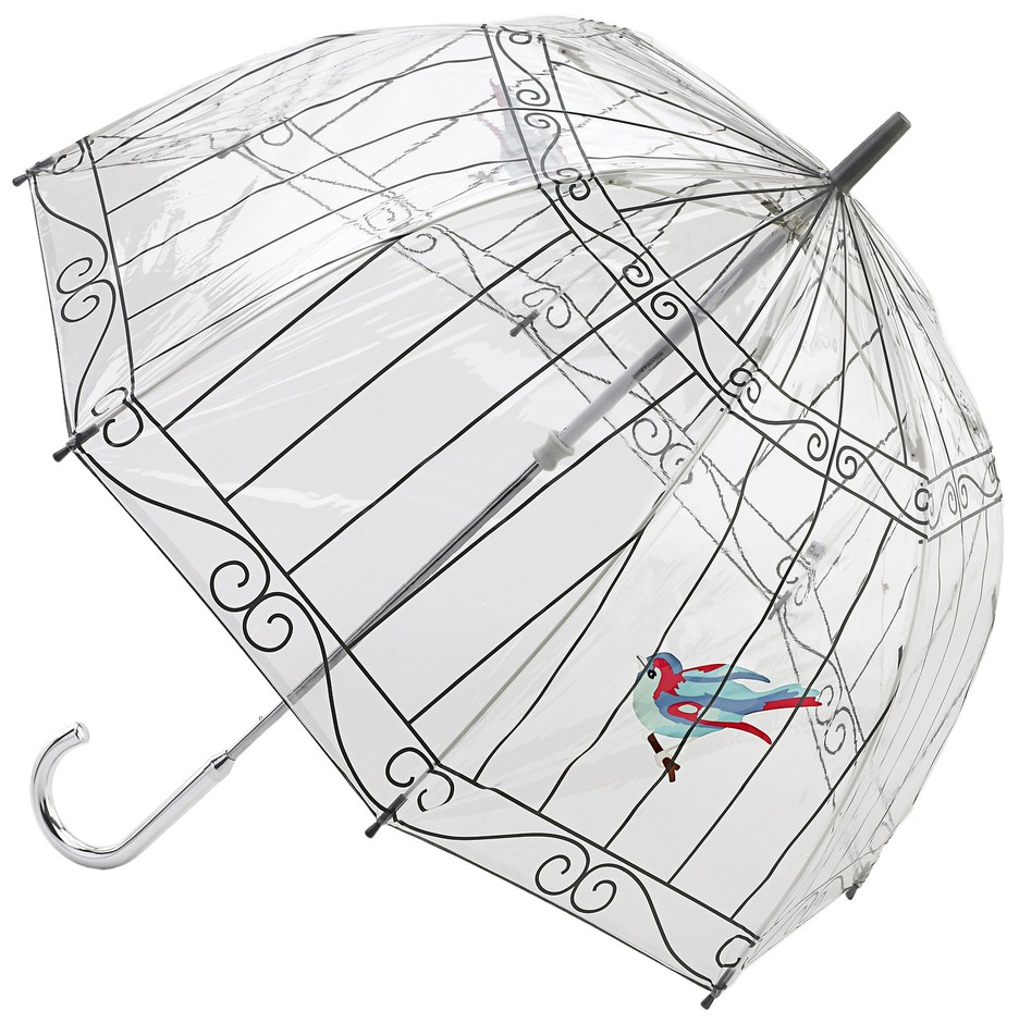 Birdcage Umbrella Umbrellas from handbag and accessory designer Lulu Guinness