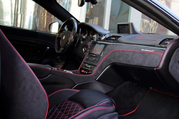 2011 Anderson Germany Maserati Gran Turismo S Superior Black Edition - Car Models, News, Pictures, Price and Specification