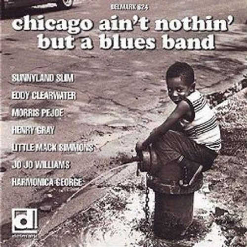 Amazon.co.jp: V.A. : Chicago Ain't Nothin' - ミュージック