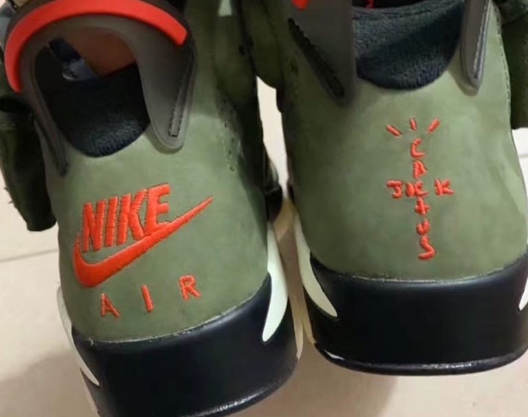 Travis Scott Jordan 6 Cactus Jack Super Bowl | SneakerNews.com