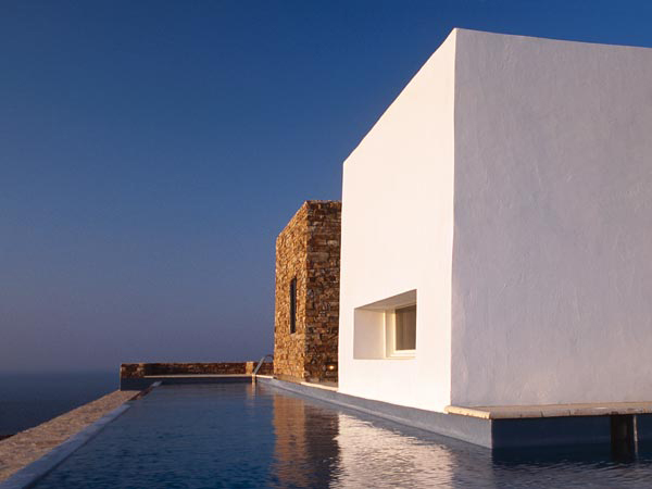 Underground House Design in the Greek Isles | Modern House Designs