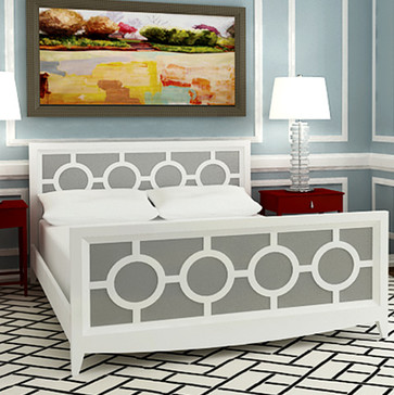 Showroom Spaces - traditional - bedroom - new york - by The New Traditionalists