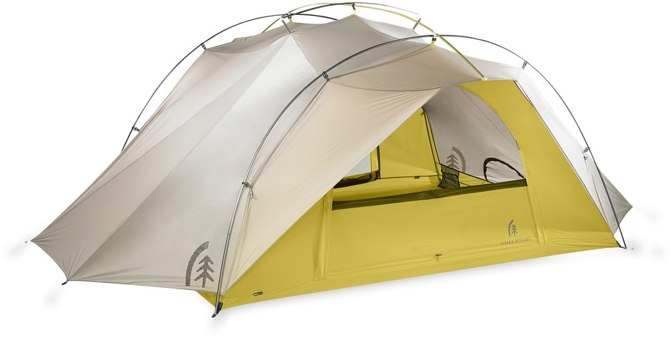 Sierra Designs Flash 3 UL Tent - Free Shipping at REI.com