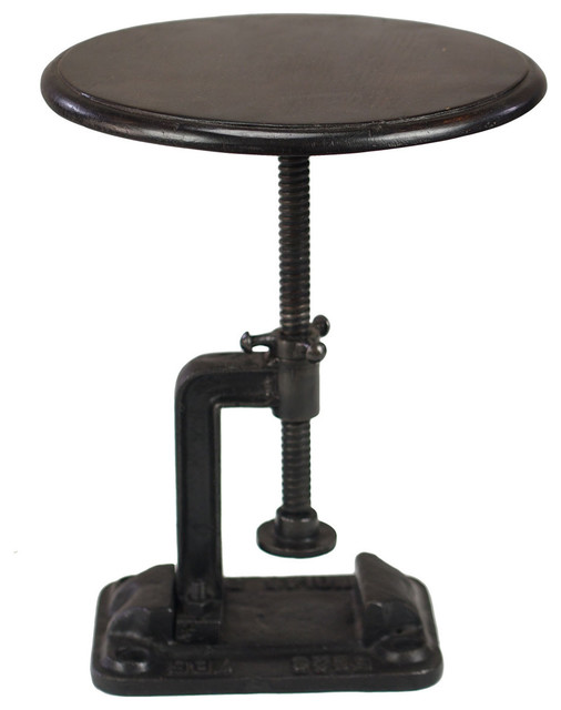 Hartford | Industrial Style Table Stool - industrial - bar stools and counter stools - by CRASH Industrial Supply
