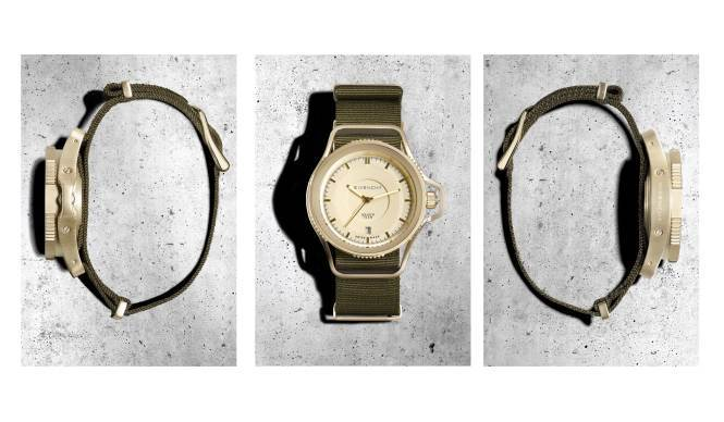 "Givenchy Presents the ""Seventeen"" Watch by Riccardo Tisci 