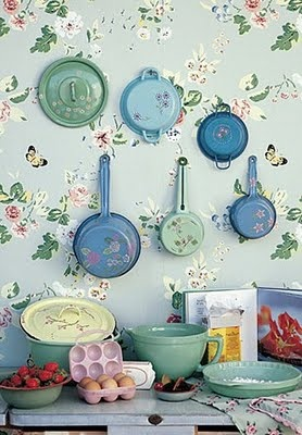 interior / Pretty kitchen goods