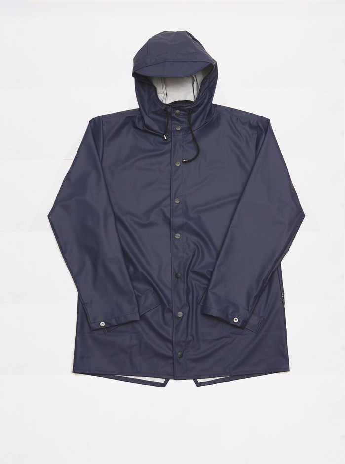Rains Jacket Navy | Present London