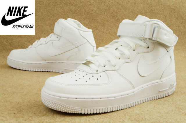 NIKE AIR FORCE 1 MID '07 | スニーカー通販のチャプター[CHAPTER WORLD]