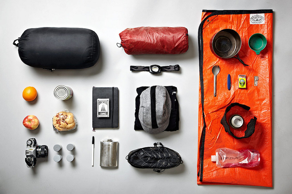S24O Bike Camping Packing List | Flickr - Photo Sharing!