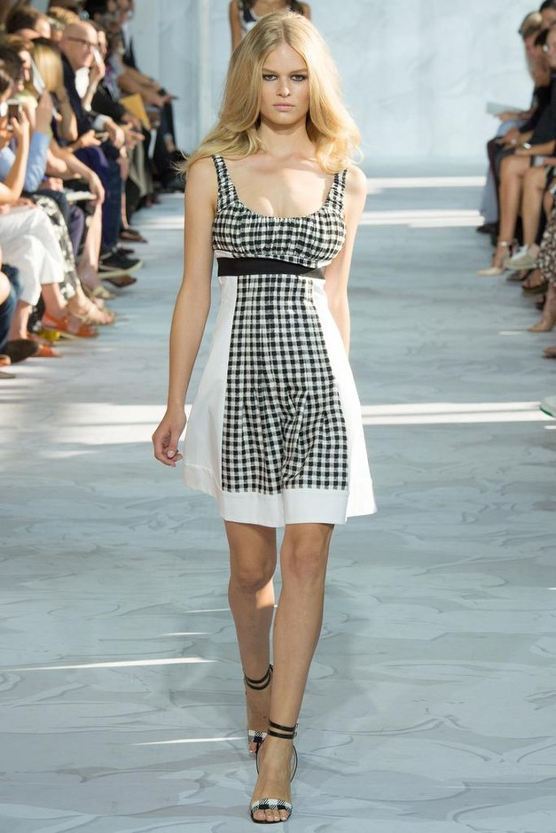 Diane von Furstenberg Spring 2015 Ready-to-Wear - Collection - Gallery - Look 29 - Style.com