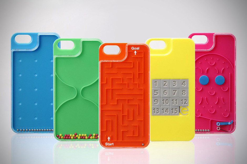 Elecom Playgame iPhone 5 Cases - mikeshouts
