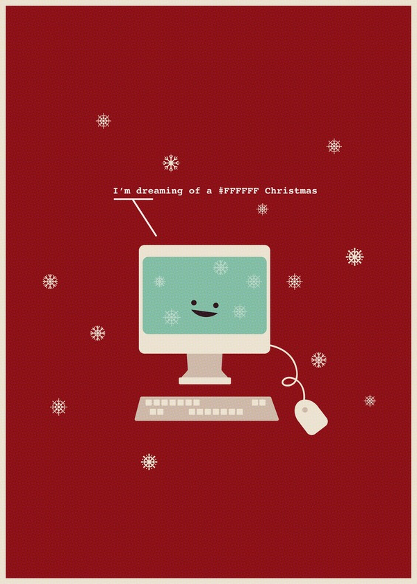 Nerdy Dirty Holidays on Behance