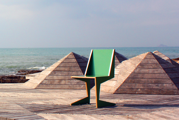 Kandinsky Chair by Tresenvespa » Yanko Design