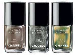 Chanel LE VERNIS Nail Color Illusions D'Ombre - BeautyAlmanac