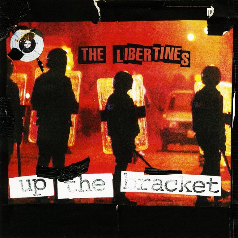 The Libertines - Up the Bracket Artwork (1 of 4) — Last.fm