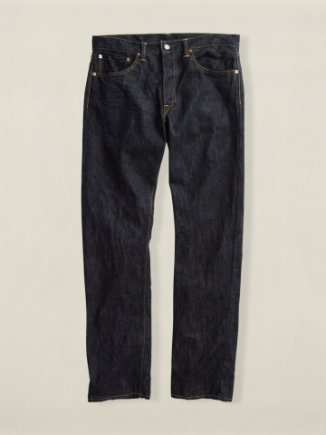 Low Straight Once Washed Denim - See All  CONCEPT_SHOP_2 - RalphLauren.com