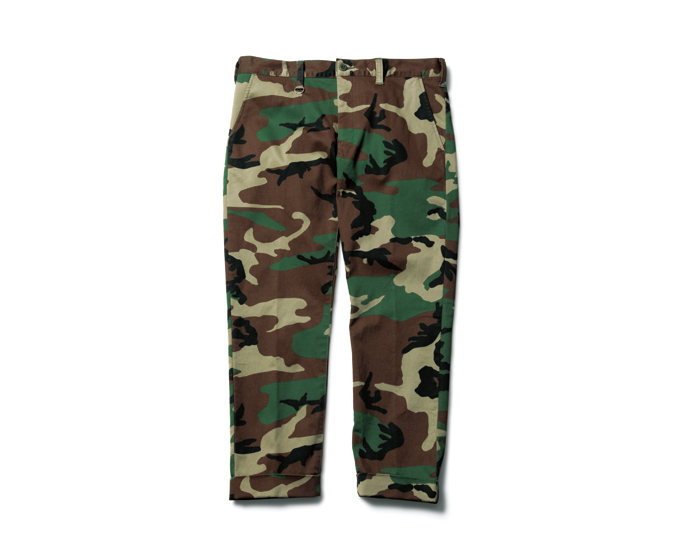 SOPHNET. | PRODUCT | STRETCH COTTON ANKLE CUT CHINO PANT