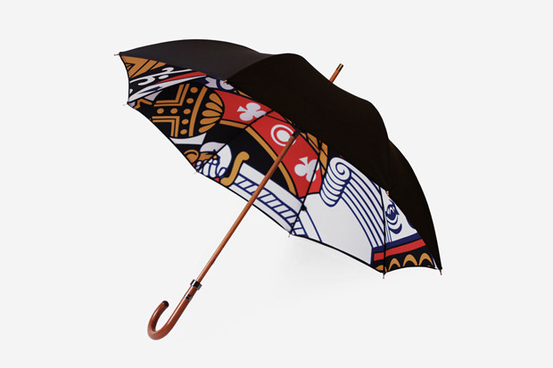 London Undercover King of Clubs Umbrella   Hypebeast