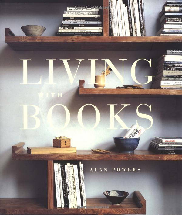 Amazon.co.jp: Living With Books: Alan Powers: 洋書