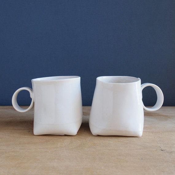 espresso set by villarrealceramics on Etsy