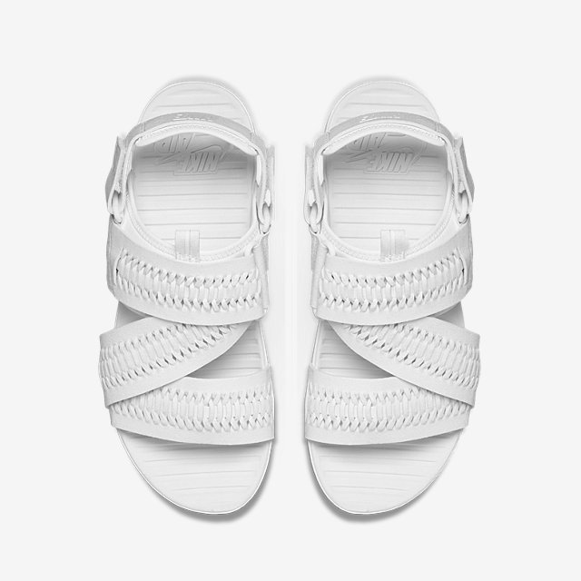 NikeLab Air Solarsoft Zigzag Woven Men's Sandal. Nike Store UK